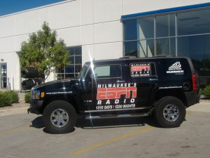 Commercial Vehicle Wraps & Graphics | Mississauga Sign Company