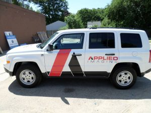 custom SUV Graphics