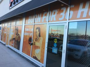 Image result for window signage