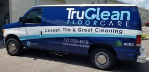 Oakville Vinyl Printing Vehicle Wrap Tru Clean 300x146
